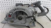 "Skil Worm Drive 7 1/4"" Circular Saw Corded F012SD7720"